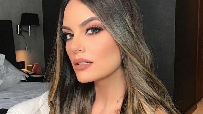Filtran FOTO que revela posible embarazo de la exMIss Universo Ximena Navarrete