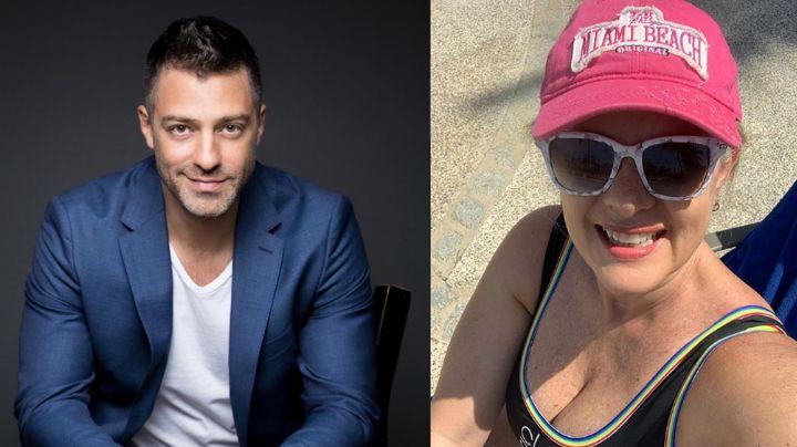 Érika Buenfil hace 'estallar' Instagram y TikTok al cantar a dueto con Ari Borovoy