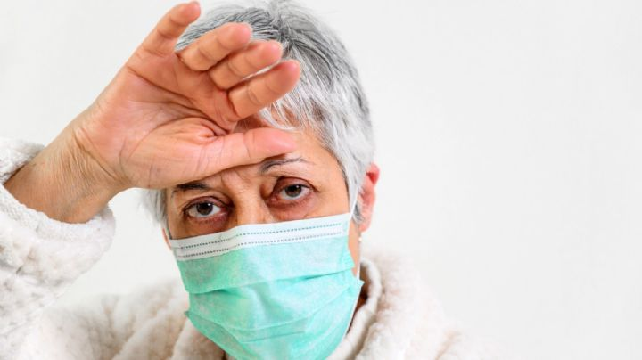 Covid-19: Tras el contagio, los mayores síntomas son erupciones en la piel y ámpulas