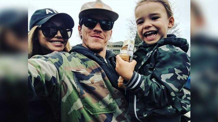 Tras trágica muerte de la actriz de 'Glee', ex de Naya Rivera tendrá la custodia total de su hijo