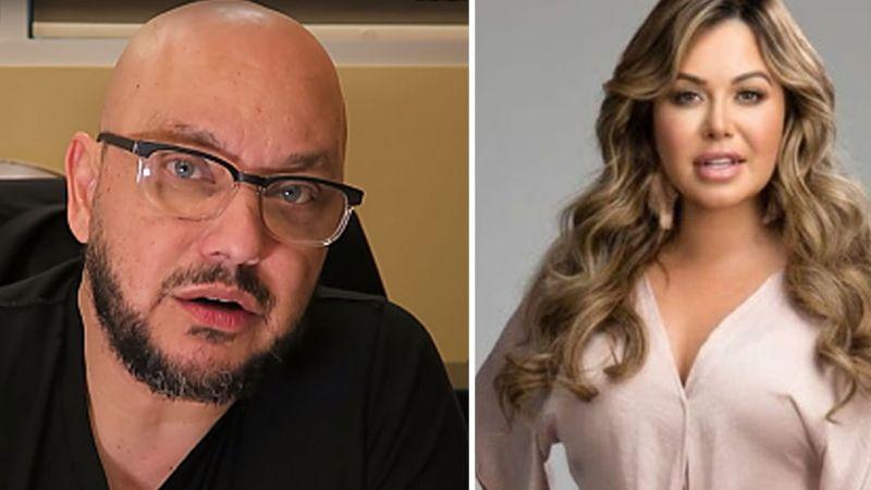 """Me enoja profundamente"": Pepe Garza se molesta con Chiquis por no cuidarse del Covid-19"
