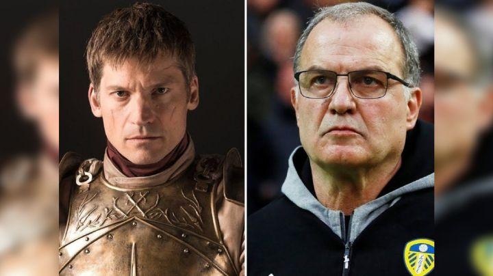 Tras el ascenso del Leeds a Premier League, actor de 'Game of Thrones' envía emotivo mensaje al 'Loco' Bielsa