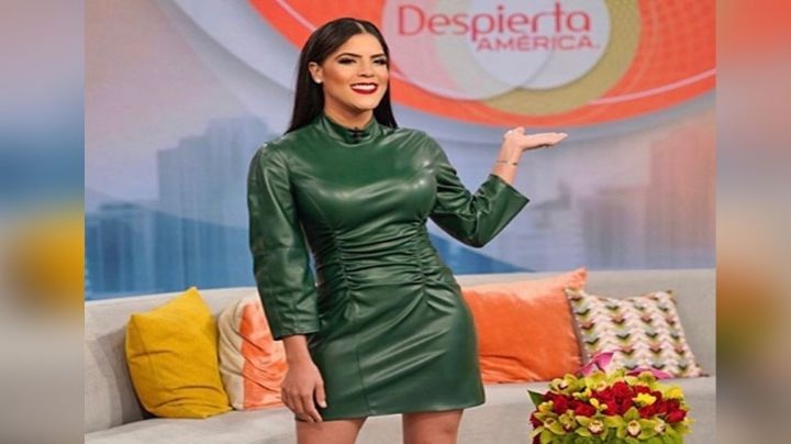 """Se comen viva a Francisca Lachapel en Univision por """"poca seriedad"""" al hacer esto"""