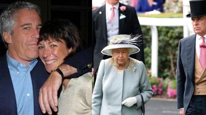 Golpe a la Reina Isabel II: Atrapan a Ghislaine Maxwell, ex de Epstein, que podría hundir a Andrés