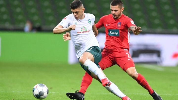 Werder Bremen prolonga su calvario y compromete su futuro en la Bundesliga