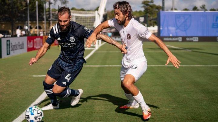 Inter Miami sufre una derrota más y se despide del torneo MLS is Back