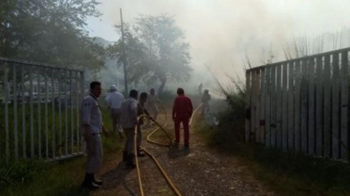 Explota ducto de Pemex en Poza Rica, Veraruz; hay cinco personas heridas