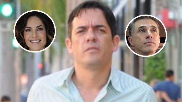 Jorge Reynoso destapa presunta infidelidad de Bárbara Mori a Sergio Mayer