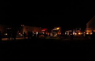Transportistas de Sinaloa, Nayarit y Sonora, bloquean entrada sur de Obregón