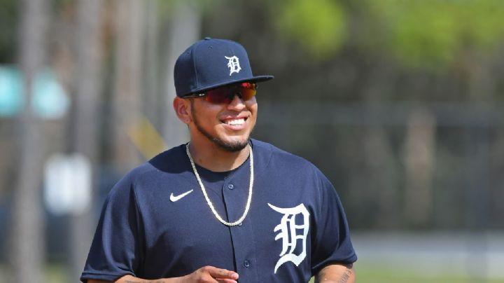 """Isaac Paredes busca debutar con los Tigres de Detroit este 2020: """" Vamos a trabajar diariamente"""""""
