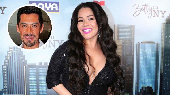 Carolina Sandoval arremete contra Charly López por hablar de Sergio Mayer y Bárbara Mori