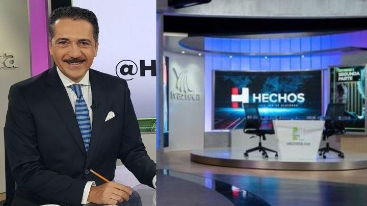 """¿Pidió trabajo en Televisa? Exhiben """"traición"""" que causó despido de Zarza en TV Azteca"""