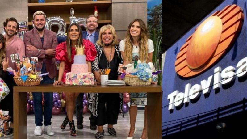 Cambios en Televisa: Conductora traicionaría a Gustavo Adolfo Infante para unirse a 'Hoy'