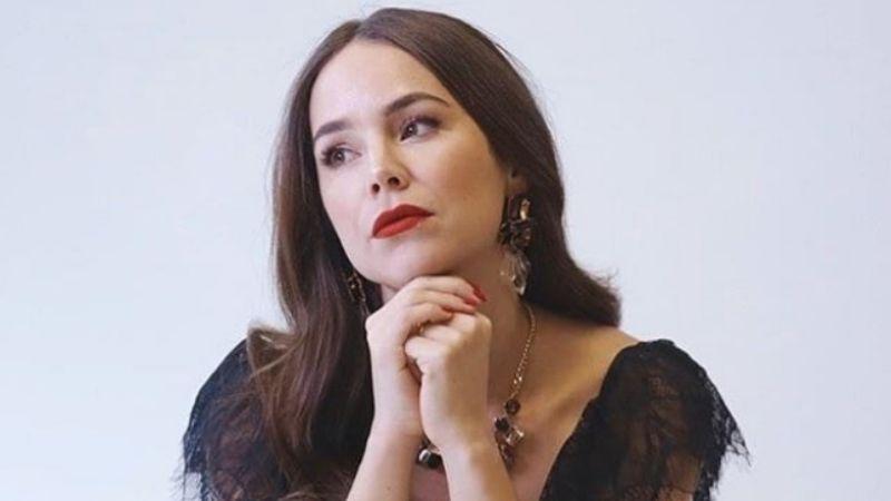 Camila Sodi  revela inédita FOTO en Instagram previo al estreno de 'Luis Miguel, la serie 2'