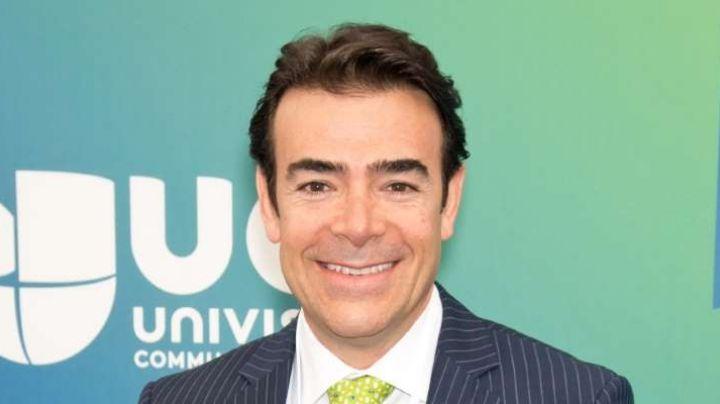 FOTO: ¡Irreconocible! Actor de Televisa sale del hospital tras casi morir por Covid-19