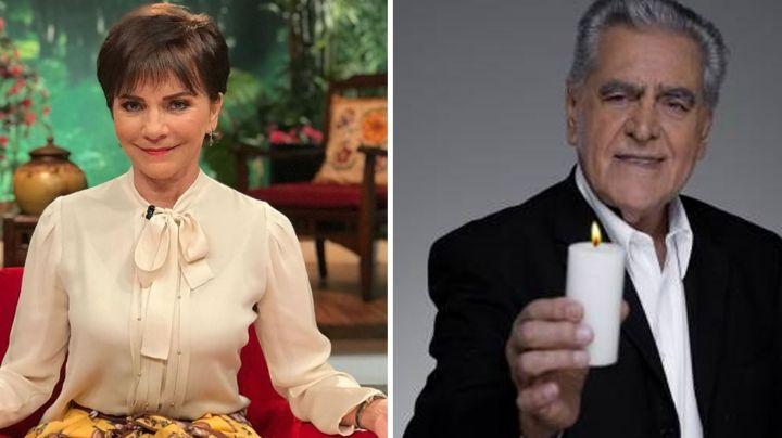 Pati Chapoy sorprende en 'Ventaneando' con felicitación a Don Eric del Castillo
