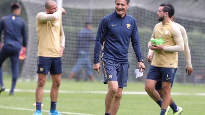 Pumas empezará el 'Guard1anes 2020' sin DT: Michel anuncia su salida