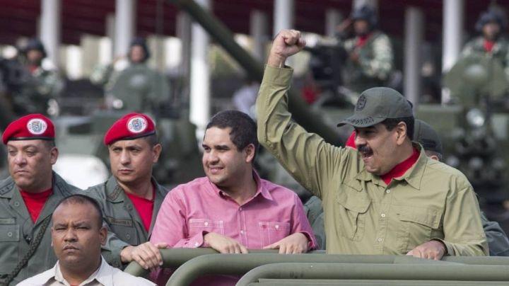 """EU emite sanciones a los """"socios de confianza"""" de Maduro y su hijo por apoyo de corrupción"""