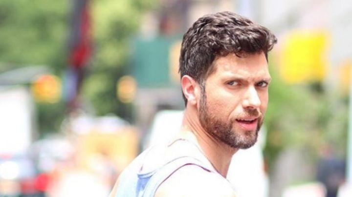 Exactor de Televisa y su descarado coqueteo a Ricky Martin en Instagram
