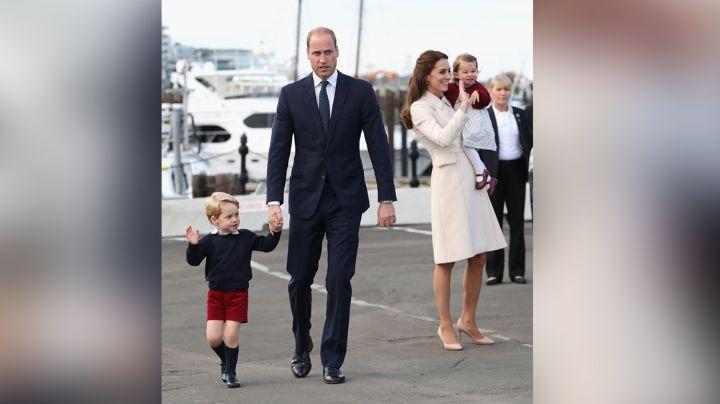 Fiesta a lo grande: William y Kate así celebrarían el cumpleaños 7 de su hijo George