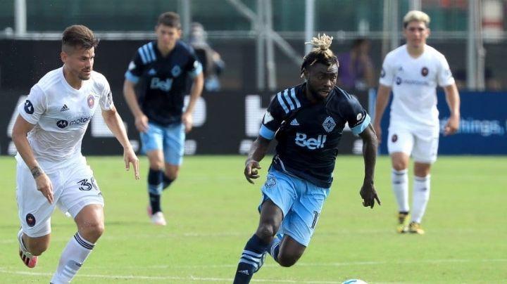 Vancouver avanza a lo octavos de final en el torneo de la MLS