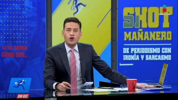 Tras rumores de traición, Imagen TV revela si conductor se va tras 6 años en la empresa