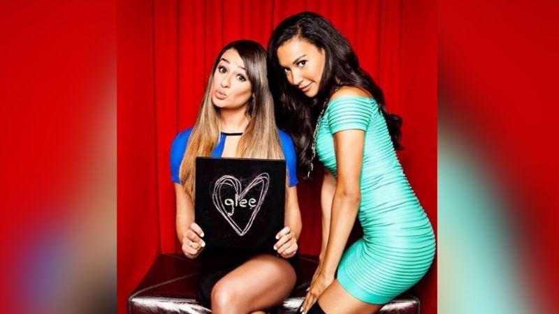 Naya Rivera y los motivos por los que no se hablaba con Lea Michele tras amistad en 'Glee'