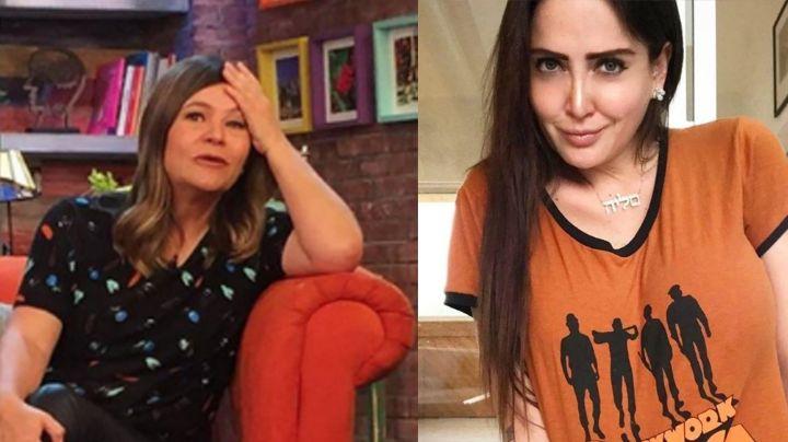 """Conductora de 'Hoy' recuerda el puñetazo que le dio Celia Lora: """"No era nadie la estú..."""""""