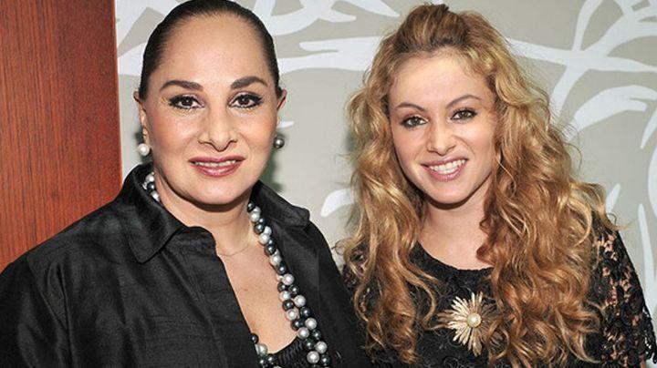 Actriz de Televisa niega que Susana Dosamantes haya hecho daño a sus nietos