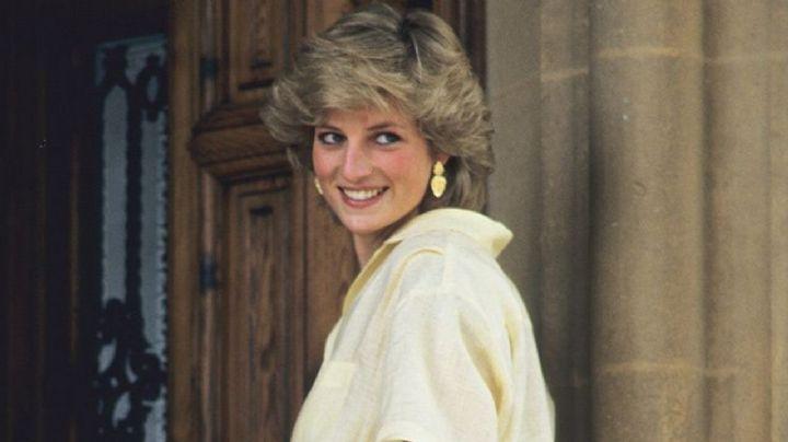 Subastan una emotiva carta de Diana de Gales que escribió días antes de su cumpleaños número 30