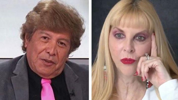 """Shanik Berman se lanza contra Joaquín Muñoz: """"Ese cuate está muy mal de la cabeza"""""""