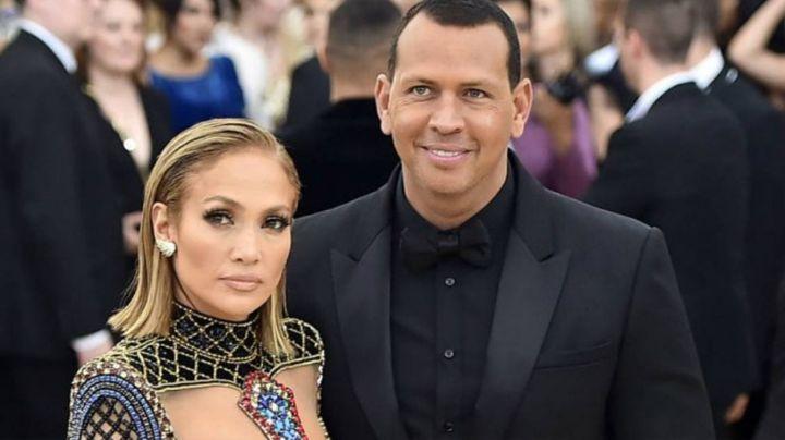 Tras polémicas FOTOS de Jennifer Lopez con sus ex, A-Rod posa junto a dos hermosas mujeres