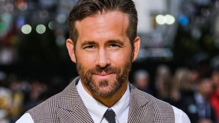Ryan Reynolds ofrece 5 mil dólares para recuperar un oso de peluche muy especial