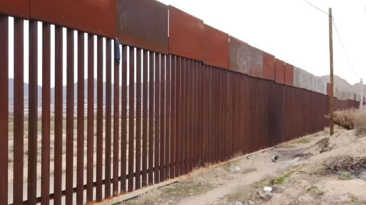 VIDEO: 'Hanna' derriba el muro de Trump en la frontera entre Texas y Tamaulipas