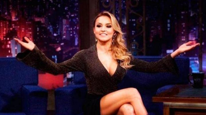 """Angelique Boyer posa en tremendos jeans y alborota más que corazones: """"Muñeca"""""""
