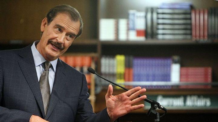 """Usuarios 'tunden' a Vicente Fox tras compartir un simple mensaje en Twitter: """"Ya siéntese señor"""""""