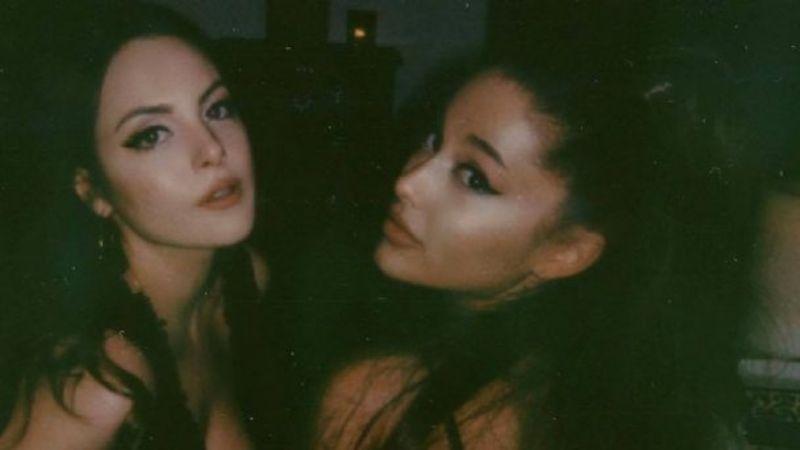 Ariana Grande envía un emotivo y cálido mensaje a su mejor amiga Elizabeth Gillies