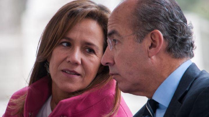 Felipe Calderón, destrozado por la fría respuesta de Margarita Zavala a su felicitación