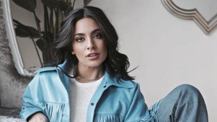 Ana Brenda disfruta su regreso a México y deslumbra Instagram con magnífico 'outfit'