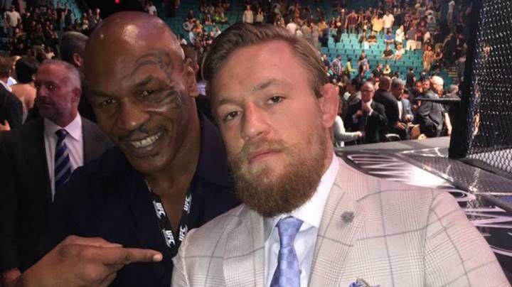 ¿Rivales? Mike Tyson asegura que vencería con facilidad a McGregor en una pelea de box