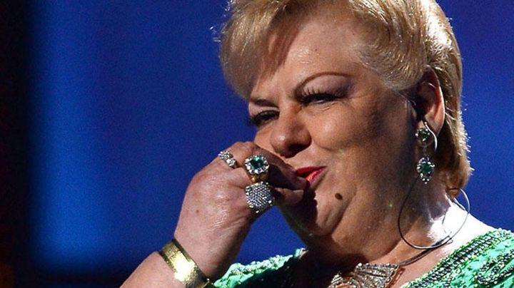 """""""Ya tengo mi lista de canciones"""": Paquita la del Barrio promete resurgir con nuevo disco"""