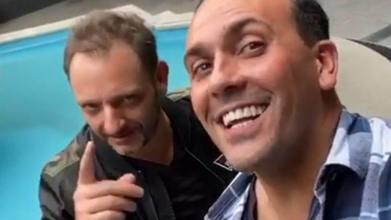 Actor de Televisa hace fuerte broma a conductor de 'Cuéntamelo Ya!... al fin'