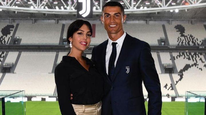 ¿Se acerca la boda? Georgina, novia de Cristiano Ronaldo, presume un brillante anillo