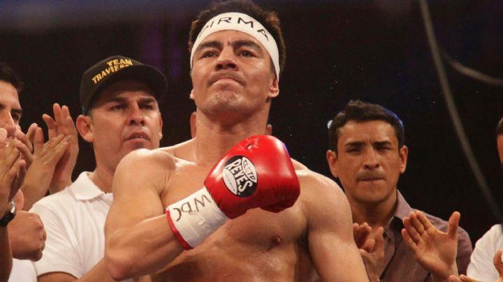 Jorge Arce hará sus travesuras en la abogacía: El exboxeador estudiará Derecho