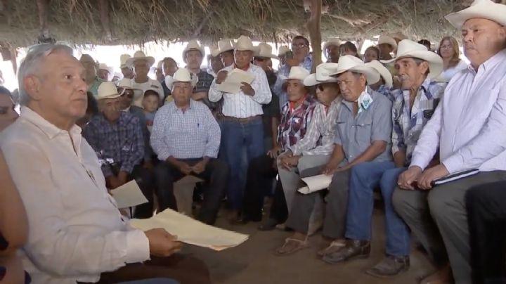 Productores del sur de Sonora yaquis esperan cancelación de acueducto