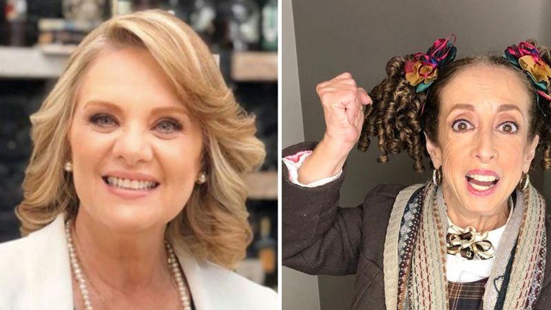 Érika Buenfil hace reír a todos en TikTok con su imitación de 'La Güereja'