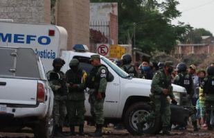 La Fiscalía de Guanjuato detiene a tres relacionados a la mascare de anexo