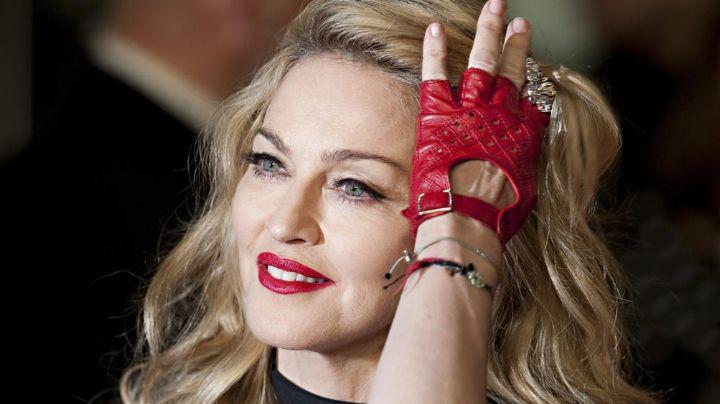 A sus 61 años, Madonna sorprende con escandalosa foto de Instagram