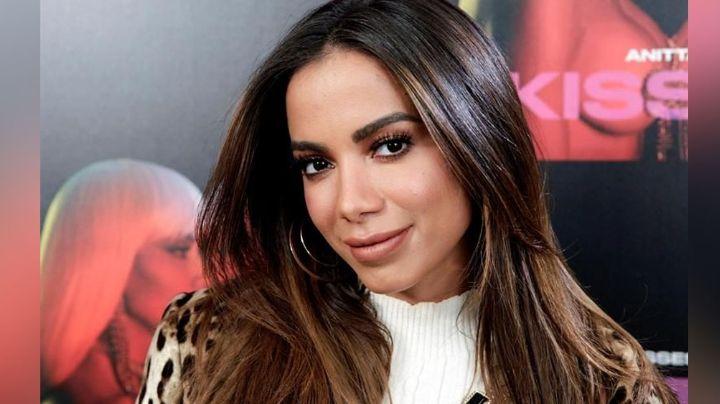 """""""Estaré embarazada"""": Anitta anuncia su retiro de la música para dedicarse a ser madre"""