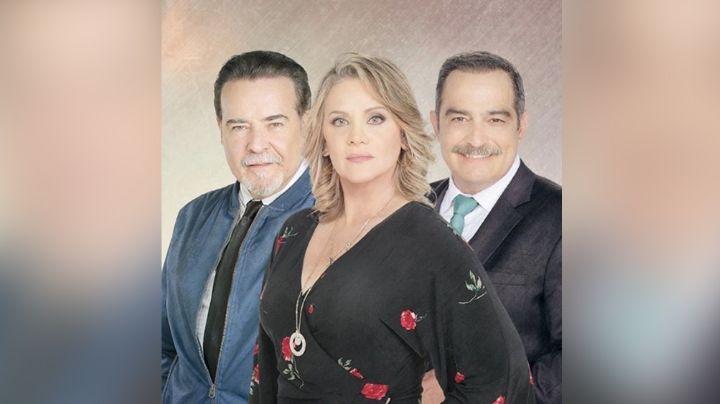 ¿Duelo por Érika Buenfil? Estos dos galanes de Televisa le muestran su amor